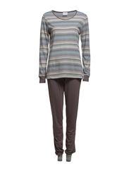 Pyjamas - Stripe Cashmere