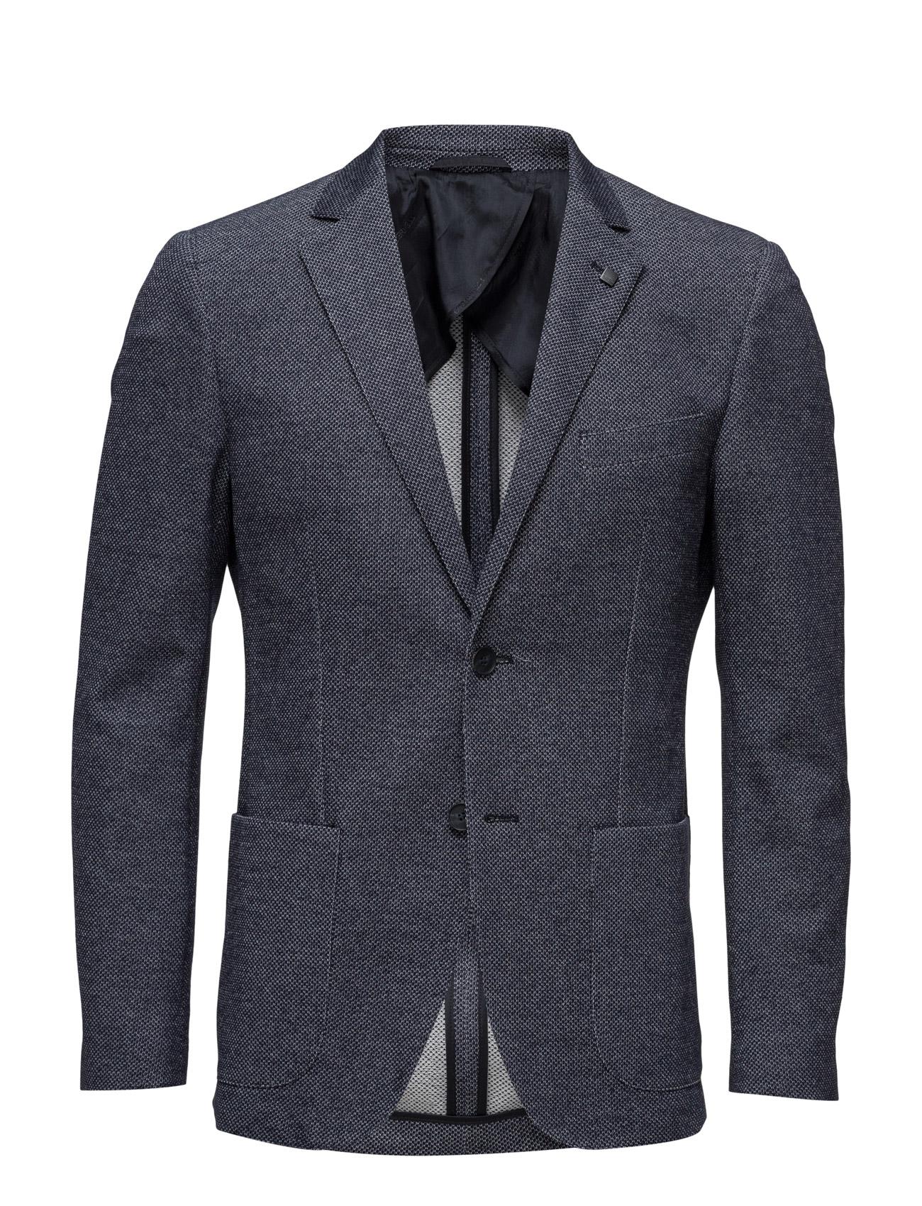 Jacket Smart Lagerfeld Jakkesæt & Blazee til Mænd i Navy blå