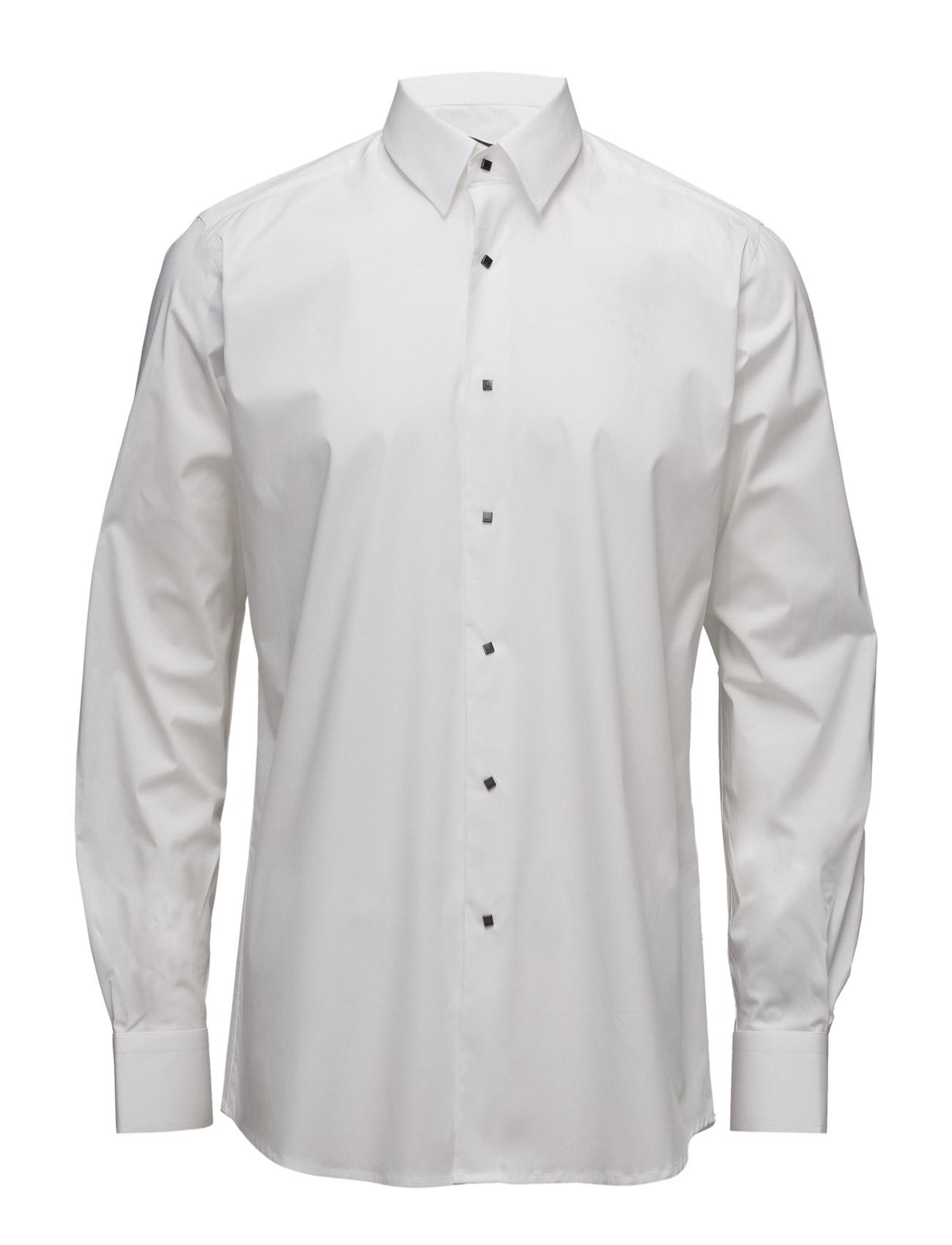 Shirt Slim Lagerfeld Casual sko til Herrer i hvid