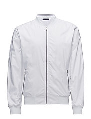 SWEATJACKET - 010-WHITE