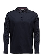 POLO LONG SLEEVE - 690-NAVY
