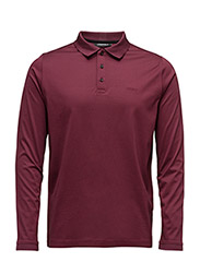 POLO LONG SLEEVE - 260-PURPLE