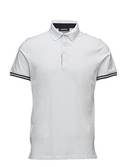 POLO BUTTON - 010-WHITE