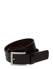 LEATHERBELT - 470-DARK BROWN