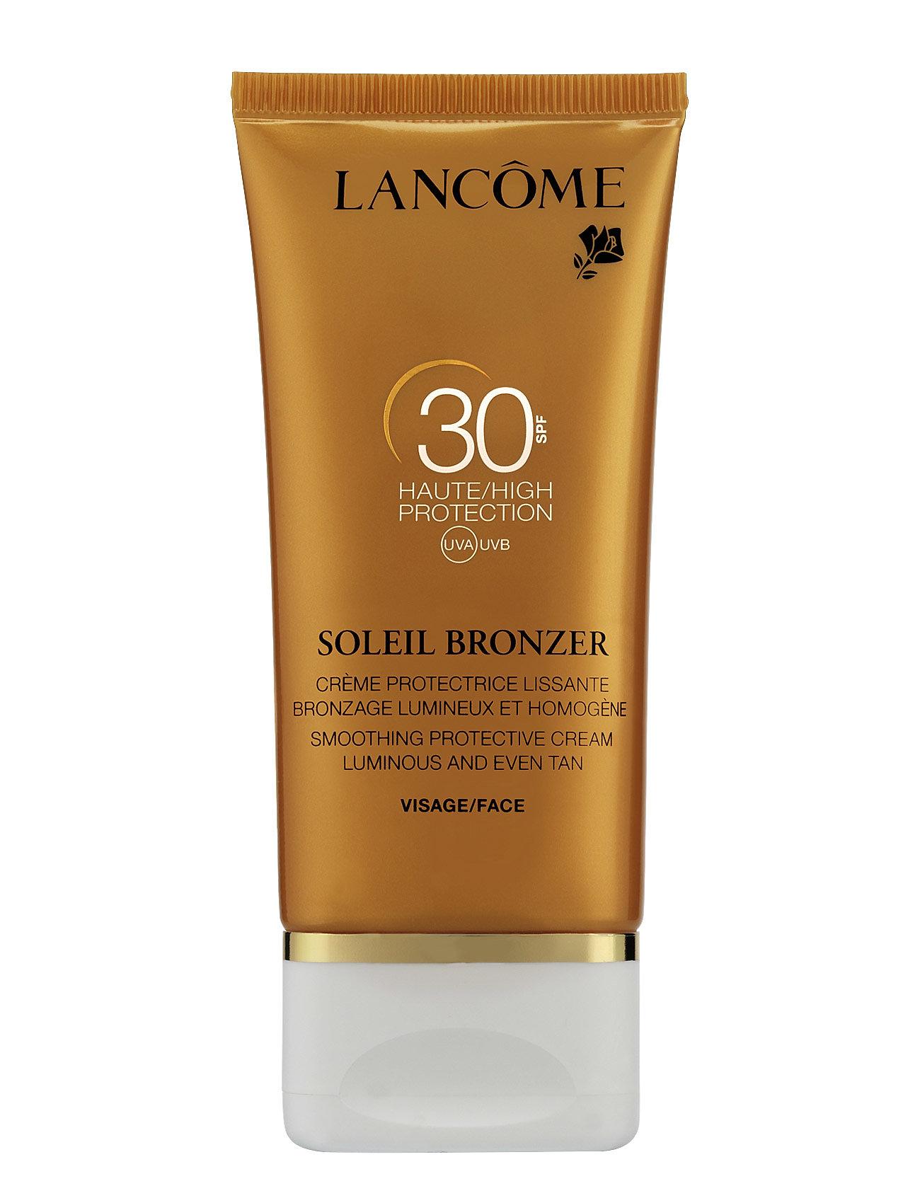 lancã´me Soleil bronzer face creme spf30 40 ml på boozt.com dk