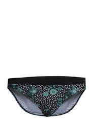 Bikinipants - black-mint