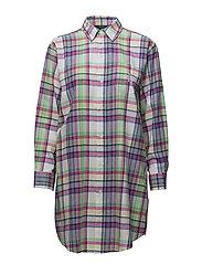 Lauren Ralph Lauren Homewear - Lrl Portofino Sleepshirt L/Sleeve