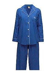 Lauren Ralph Lauren Homewear - Lrl Portofino Notch Collar Pj Set