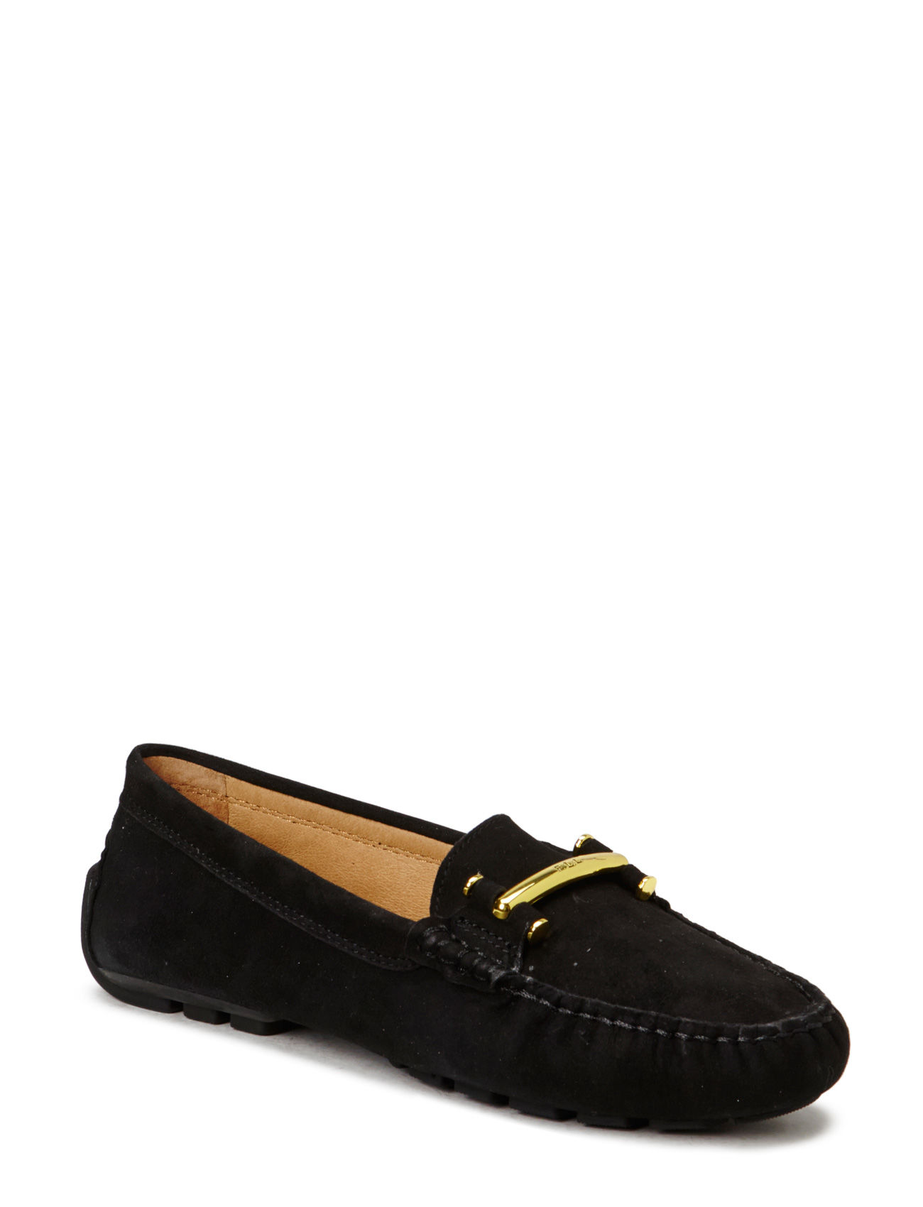 Lauren Ralph Lauren Suede Caliana Loafer
