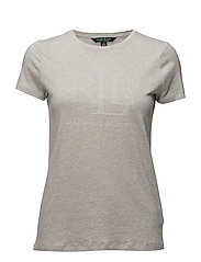 LRL Graphic T-Shirt - WHISPER GREY HEAT