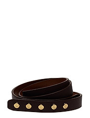 Minimalist Faux-Leather Belt - PORT
