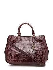 Crocodile-Embossed Sabine Tote - PORT