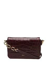 Crocodile-Embossed Carmen Crossbody - PORT