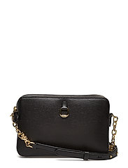 SAFFIANO-CAMERA BAG-CXB-MED - BLACK