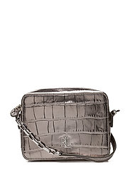 Embossed Payton Bag - SILVER