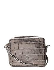 Embossed Payton Bag - SILVER