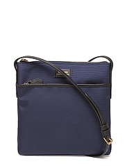 Nylon Crossbody Bag - NAVY