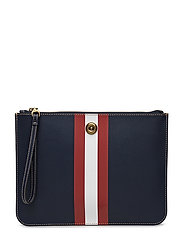 SUPER SMOOTH STRIPE-EVERYTHNG PC-PC - NAVY W/ RED/WHT/R