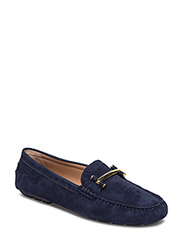 Suede Caliana Loafer - MODERN NAVY