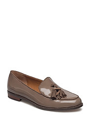 SPAZZOLATO/KIDSUEDE-BRINDY-SH-TLD - TAUPE GREY/TAUPE