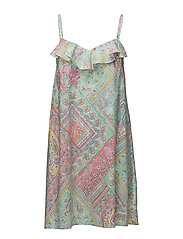 Paisley Nightgown - MULTI