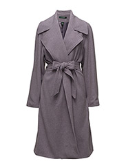 BOLANY - COAT - PURPLE SMOKE HT