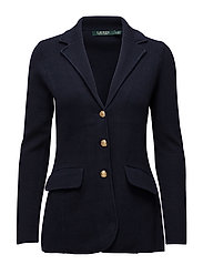 AYELEE - L/S BLAZER - REGAL NAVY