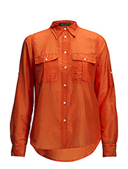 RISTOW - RS WORKSHIRT - BENGAL ORANGE