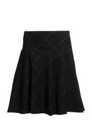 TESSI - FIT AND FLARE SKIRT - MULTI