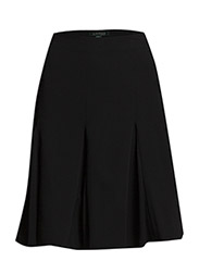 RONIA - FULL SKIRT (EX) - BLACK