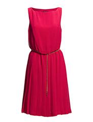 RONDA - SLEEVELESS DRESS - ROSE