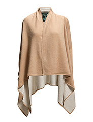 TANITH - L/S FLY AWAY CARD - FLAX TAN/MODERN