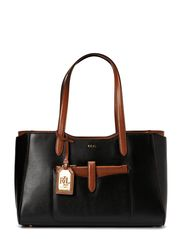 SHOPPER - BLACK/LAUREN TA