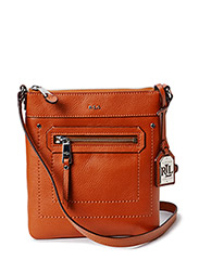 FLAT CROSSBODY - LAUREN TAN