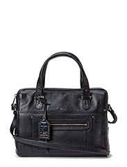 SATCHEL - BLACK