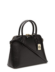 Dome Leather Satchel