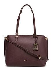 Claire Faux-Leather Shopper