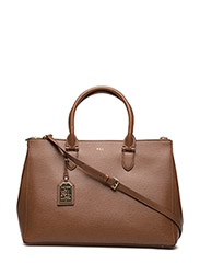Newbury Double-Zip Satchel - LAUREN TAN