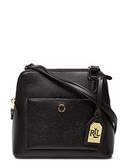 BAILEY DOME CROSSBODY - BLACK