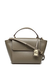 Leather Barclay Crossbody Bag - SAGE