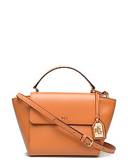 Leather Barclay Crossbody Bag - SUNSET