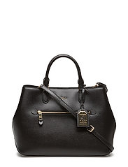 SABINE SATCHEL - BLACK