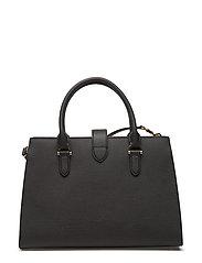 Leather Brigitte II Satchel