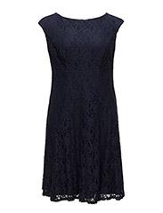 DANNY - SLEEVELESS DRESS - LIGHTHOUSE NAVY