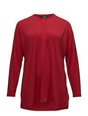 SUZETTE - TOP - BRILLIANT RED