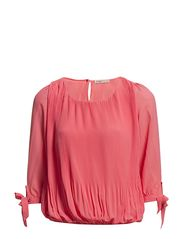 BLOUSE - SALMON
