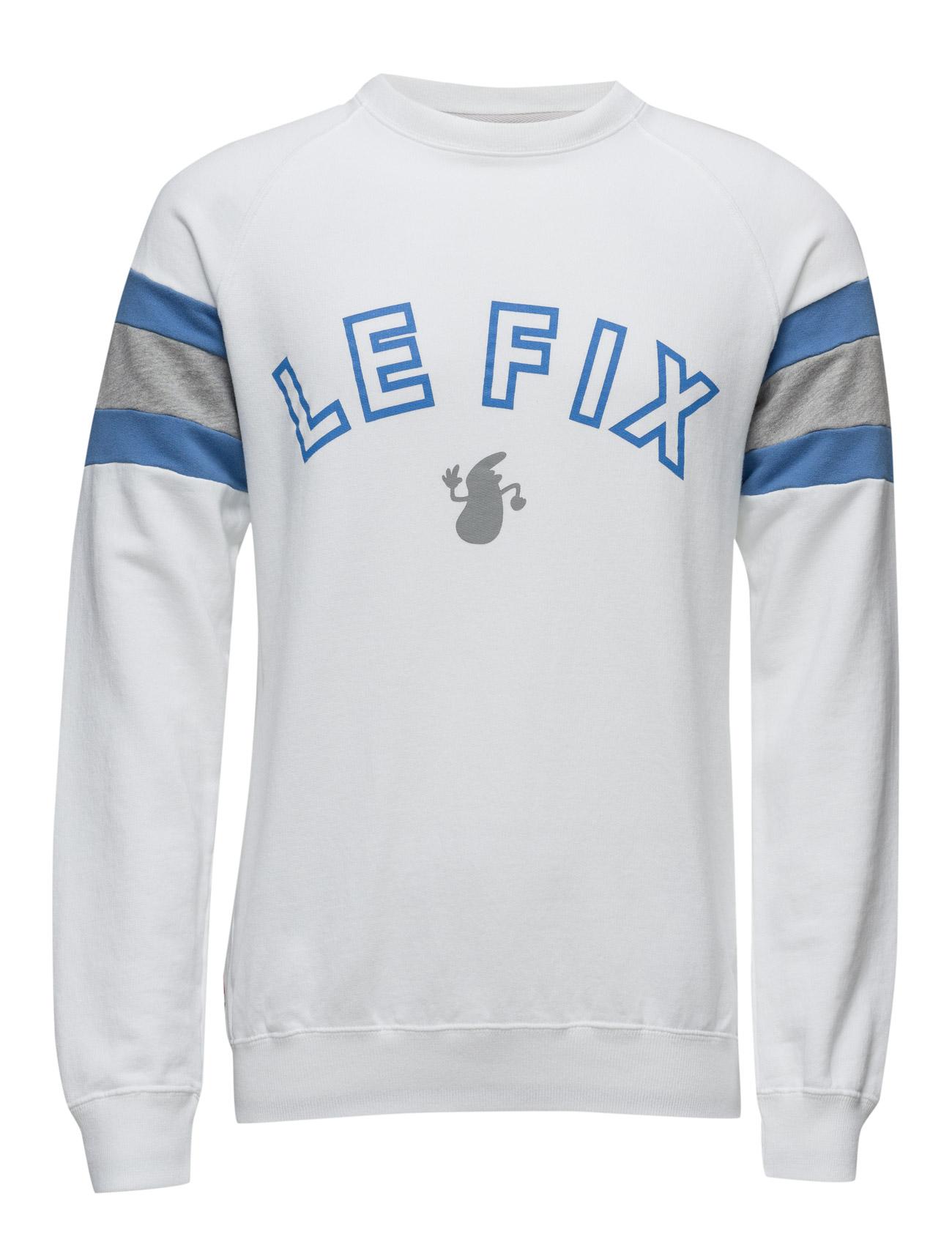 Mash Crew Le-Fix Sweat pants til Herrer i hvid