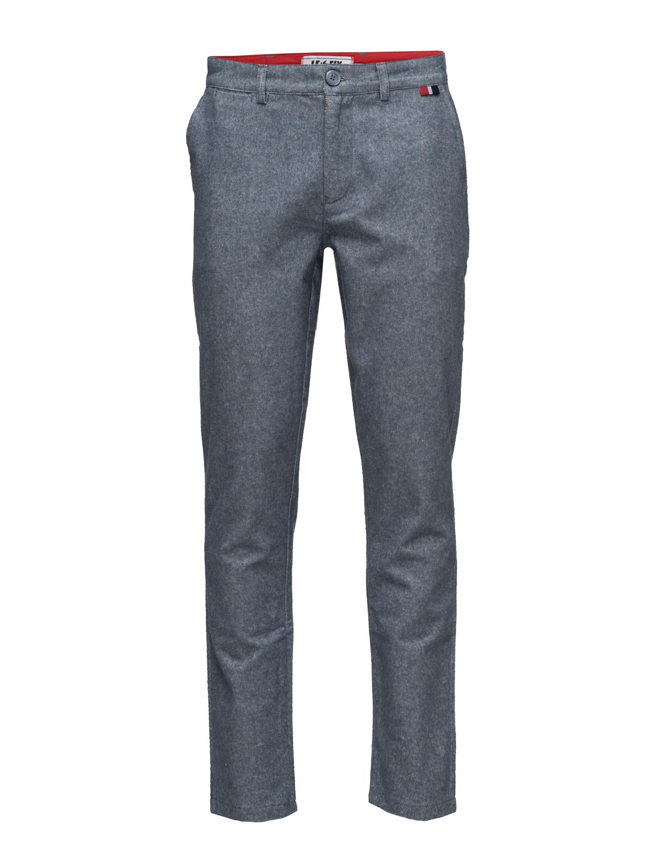 Cotton Pants Le-Fix Casual Skor