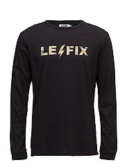 LF Camo LS - BLACK