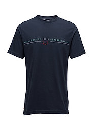 Hap Not Tee - NAVY